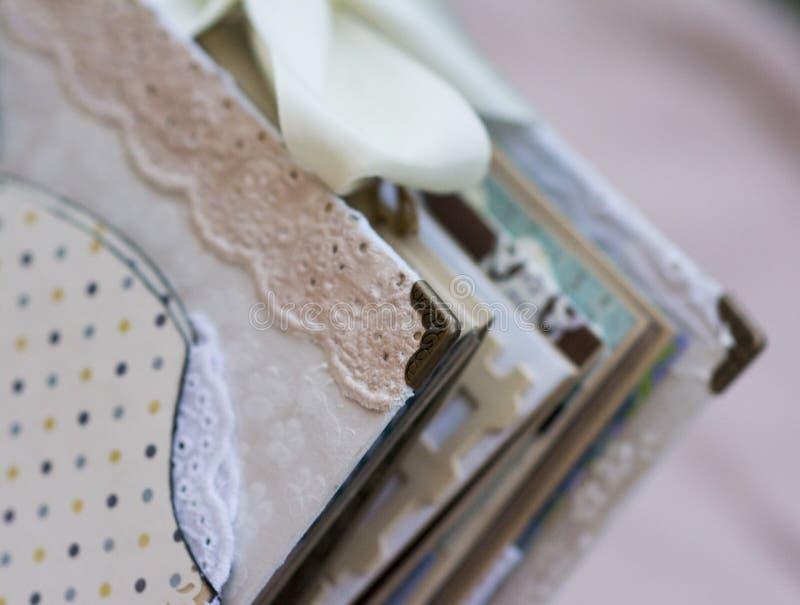 album fait main image stock image du papier d coration 71478915. Black Bedroom Furniture Sets. Home Design Ideas