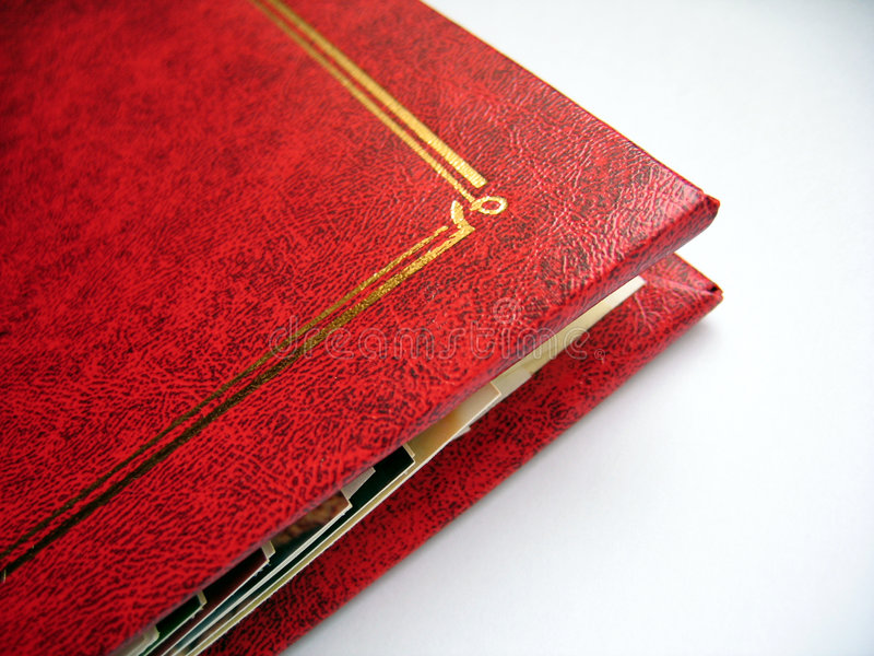 Album Photos Photo libre de droits