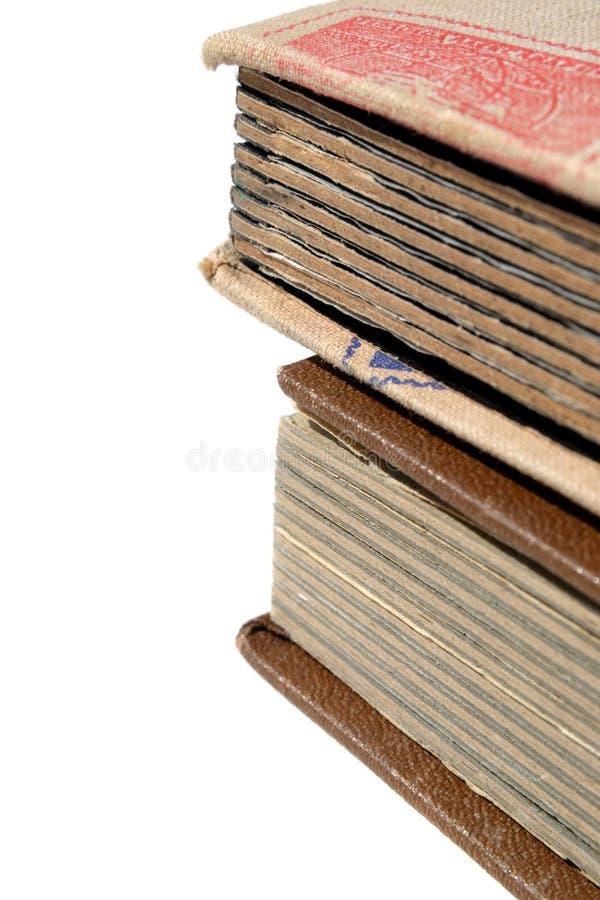 Albums voor zegels royalty-vrije stock foto's