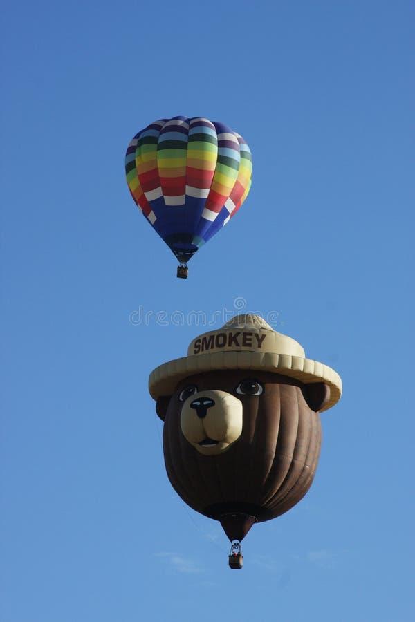 Download Albuquerque Balloon Fest Special Shape Smokey Bear Editorial Photo - Image: 27713046