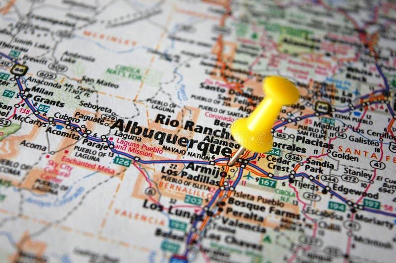 Albuquerque, Mexique images libres de droits