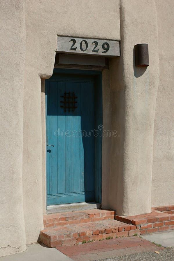 Albuquerque-Tür lizenzfreies stockfoto
