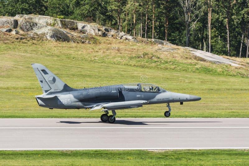 Download Alca L-159 Aérien Tchèque Juste Débarqué Image éditorial - Image du sweden, force: 77163470