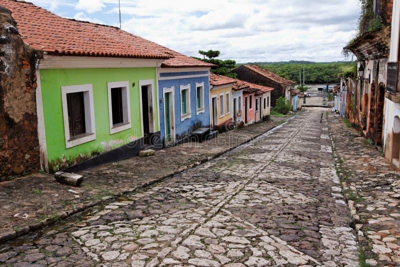 Alcantara Maranhao lizenzfreies stockbild