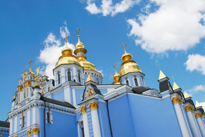 Alcanzar cielos. Catedral de San Miguel. imágenes de archivo libres de regalías