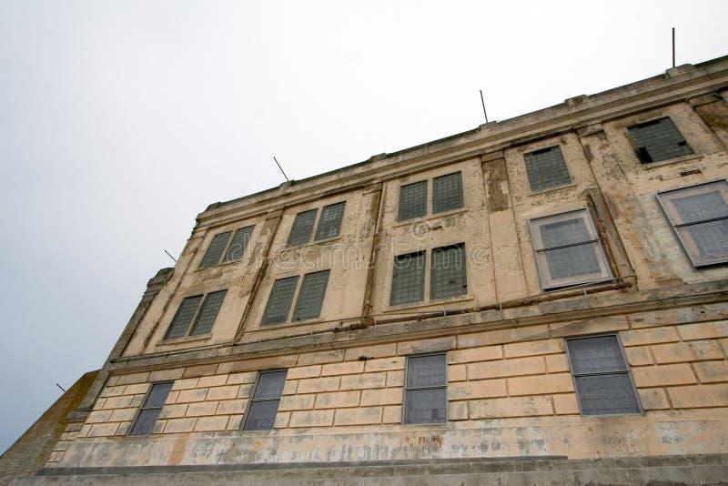 alcatrazövningsgård fotografering för bildbyråer