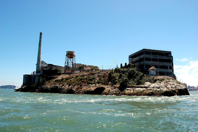 alcatraz στοκ εικόνα με δικαίωμα ελεύθερης χρήσης
