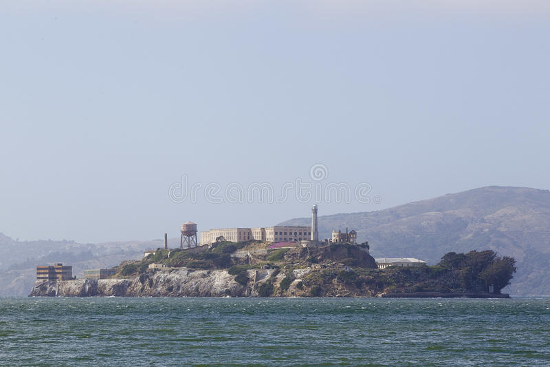 alcatraz obrazy royalty free