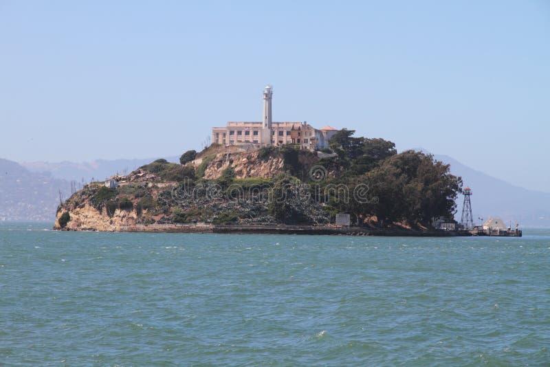 Alcatraz imagem de stock royalty free