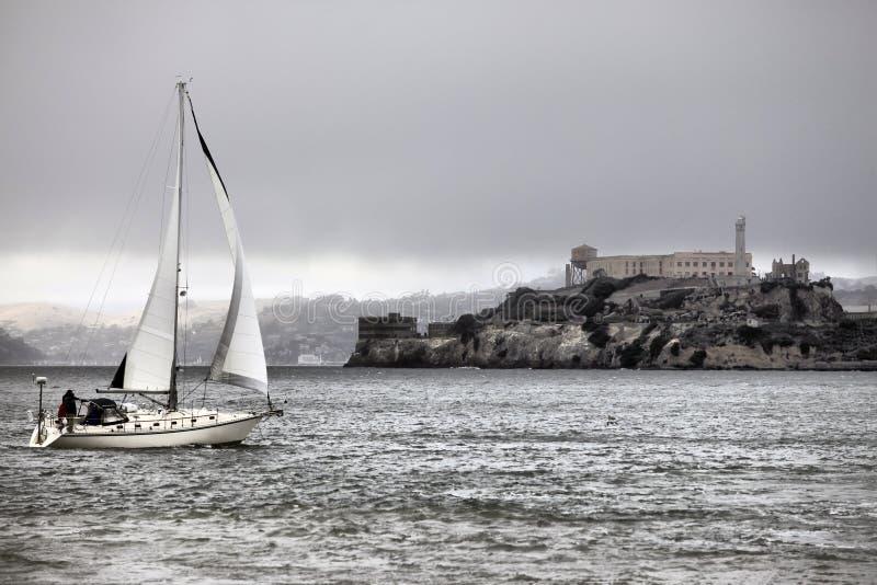 alcatraz zdjęcie royalty free
