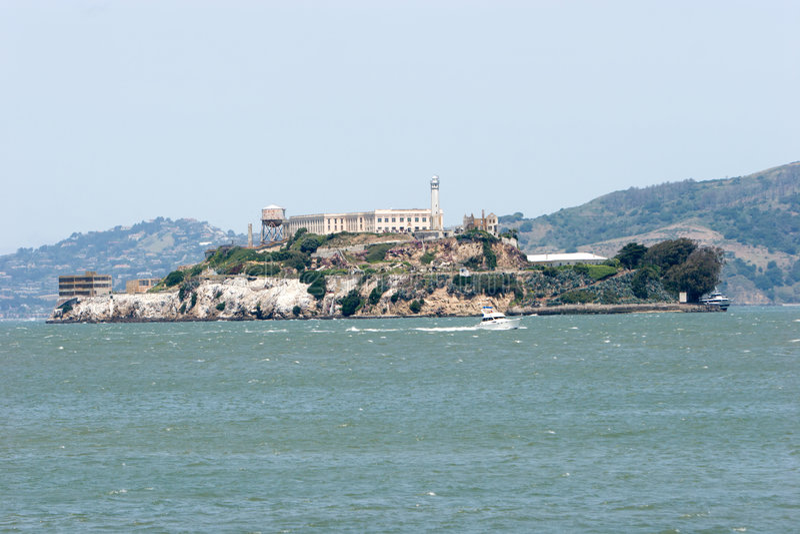 Download Alcatraz stock photo. Image of jail, francisco, rock, prison - 2501210
