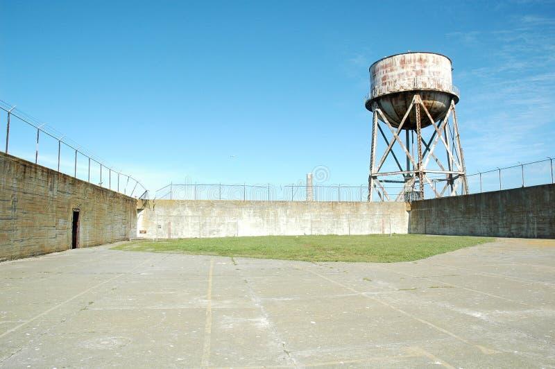 alcatraz στοκ εικόνα