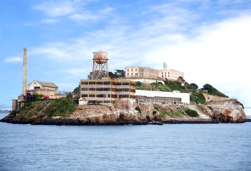 Download Alcatraz stock image. Image of francisco, jail, american - 8247787