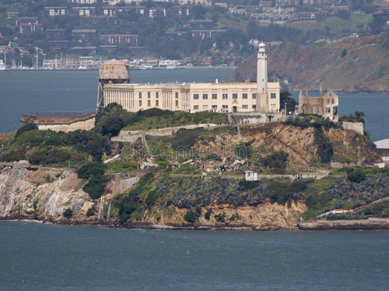 Alcatraz Island Prison stock photos