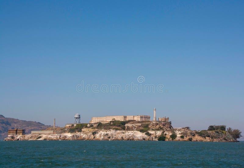 Alcatraz, San Fransisco, usa fotografia stock