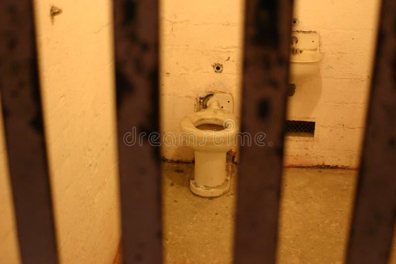 Download Alcatrazcellfängelse arkivfoto. Bild av kåk, läger, rock - 979278