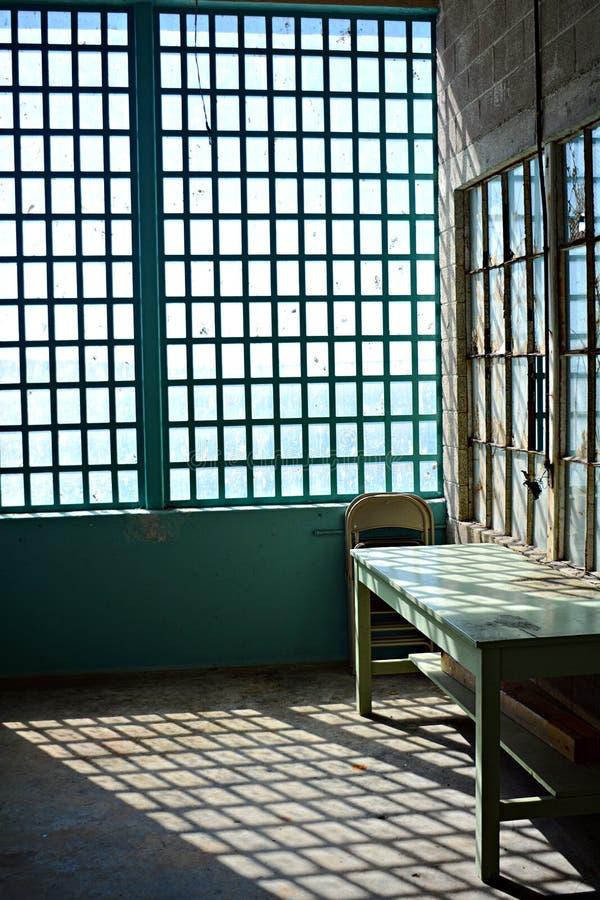 Alcatrazgevangenis, de V.S. royalty-vrije stock foto
