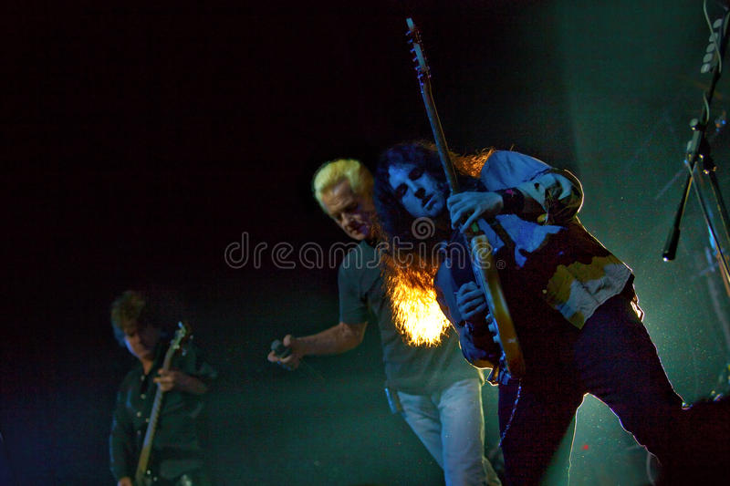 Download ALCATRAZZ (featuring GRAHAM BONNET) Editorial Photography - Image: 15633227