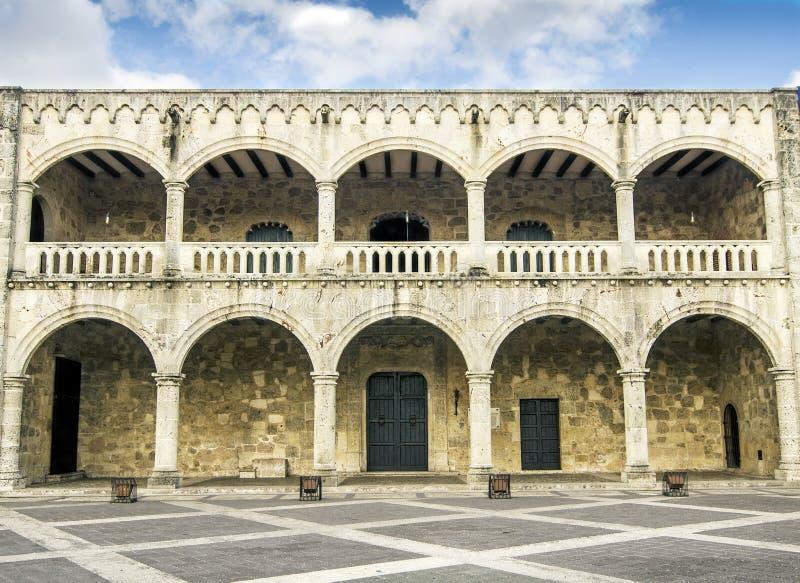 Alcazar de Colon royalty free stock image