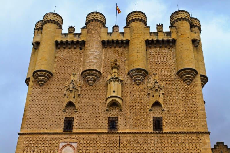Download Alcazar of Segovia (Spain) stock image. Image of alcazar - 23226563