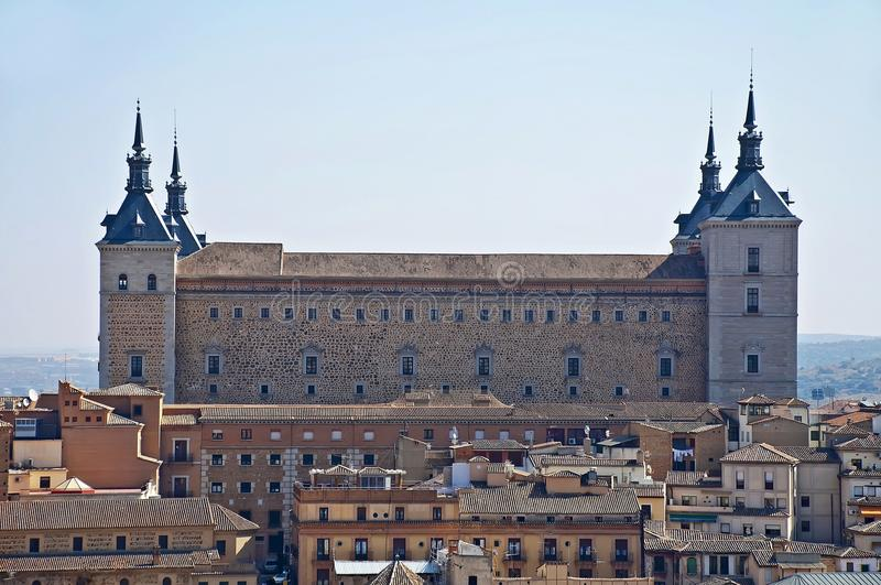 Download Alcazar Of Toledo Royalty Free Stock Photo - Image: 21440225