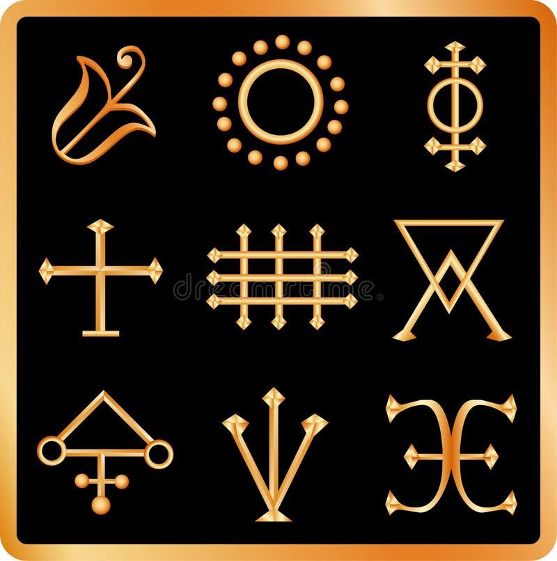 alchemy 2 отсутствие знаков бесплатная иллюстрация
