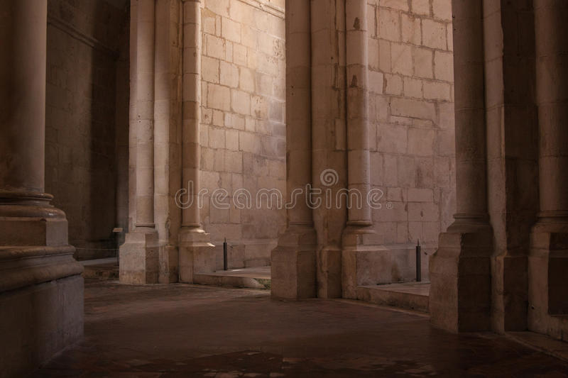 Download Alcobaca stock image. Image of rose, towers, unesco, mediaeval - 27058339