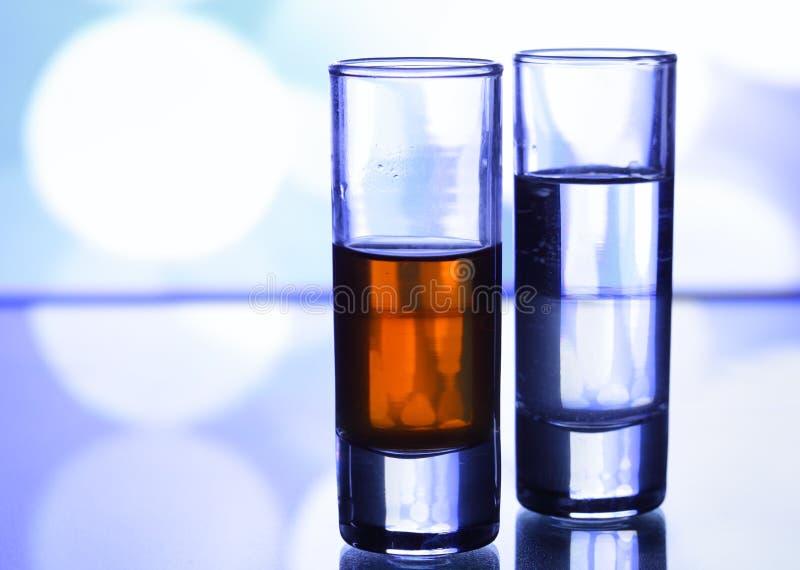 Alcohol imágenes de archivo libres de regalías