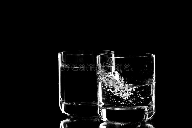 Download Alcohol. stock photo. Image of liquid, water, wineglass - 18887118