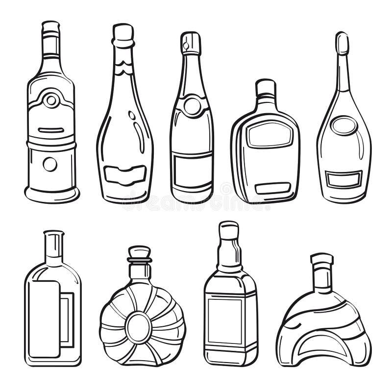 Рисунок вина