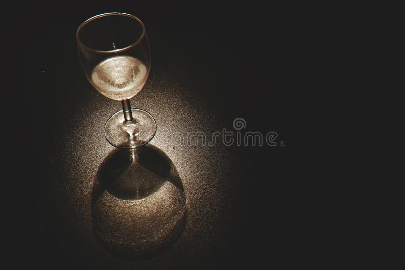 Alcohol, Champagne, Close-up stock photo