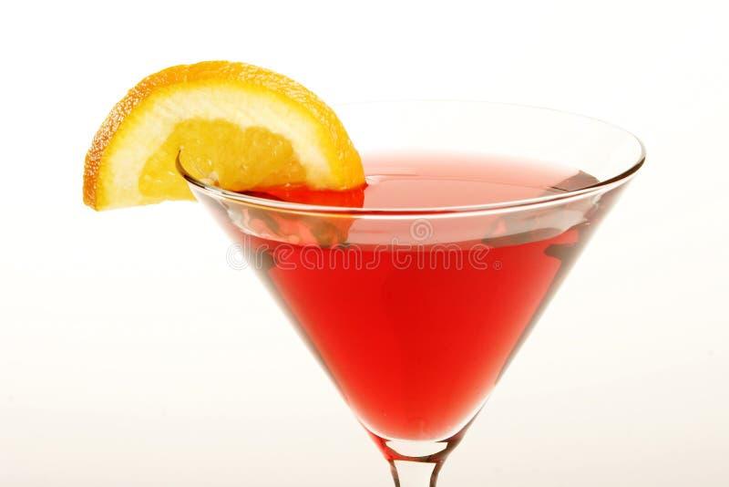 Alcohol de la bebida de la vodka de martini del coctel imagenes de archivo