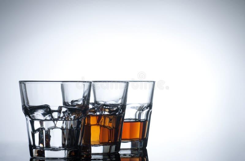 Alcohol drink menu