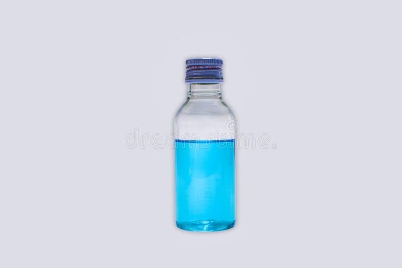 Alcohol etílico imagen de archivo libre de regalías