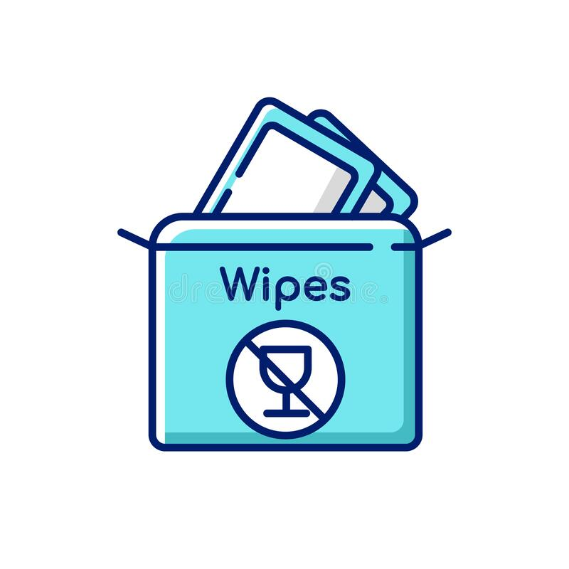 Disinfectant Wipes Stock Illustrations – 149 Disinfectant Wipes Stock Illustrations, Vectors & Clipart - Dreamstime