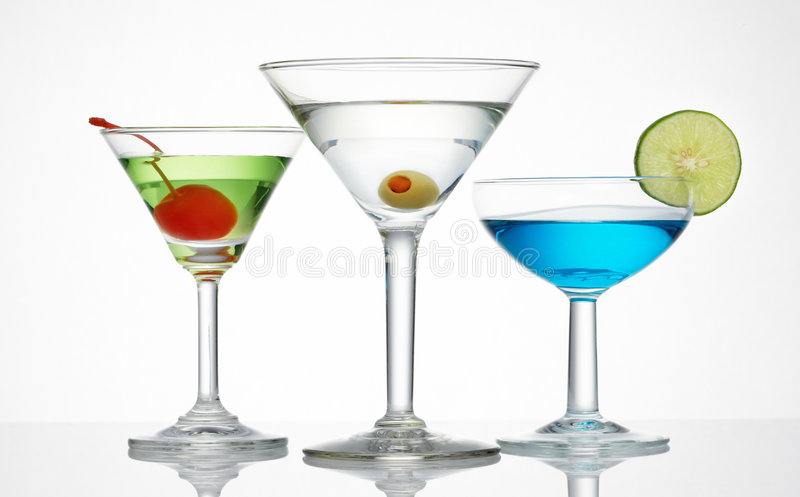 Download Alcohol line up stock photo. Image of lime, refreshment - 5090954