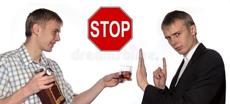 Alcohol1 stockfoto