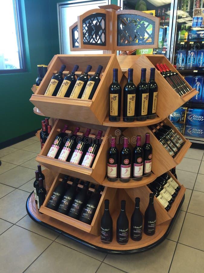 Alcoholdranken stock afbeelding