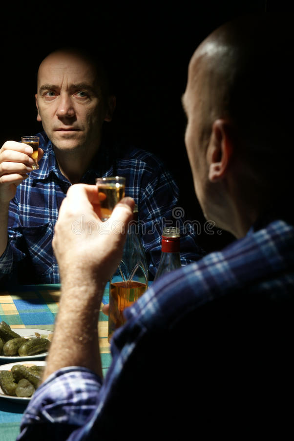 Download Alcoholic stock image. Image of lonely, people, food - 12094357