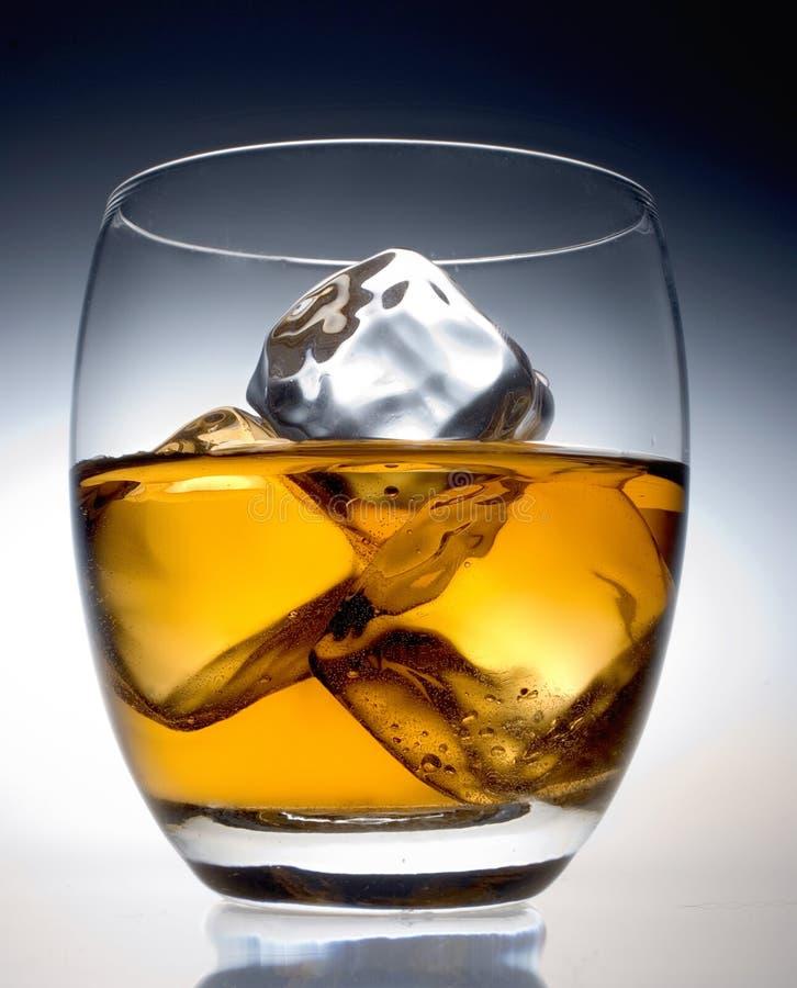 Alcoholische drank stock fotografie