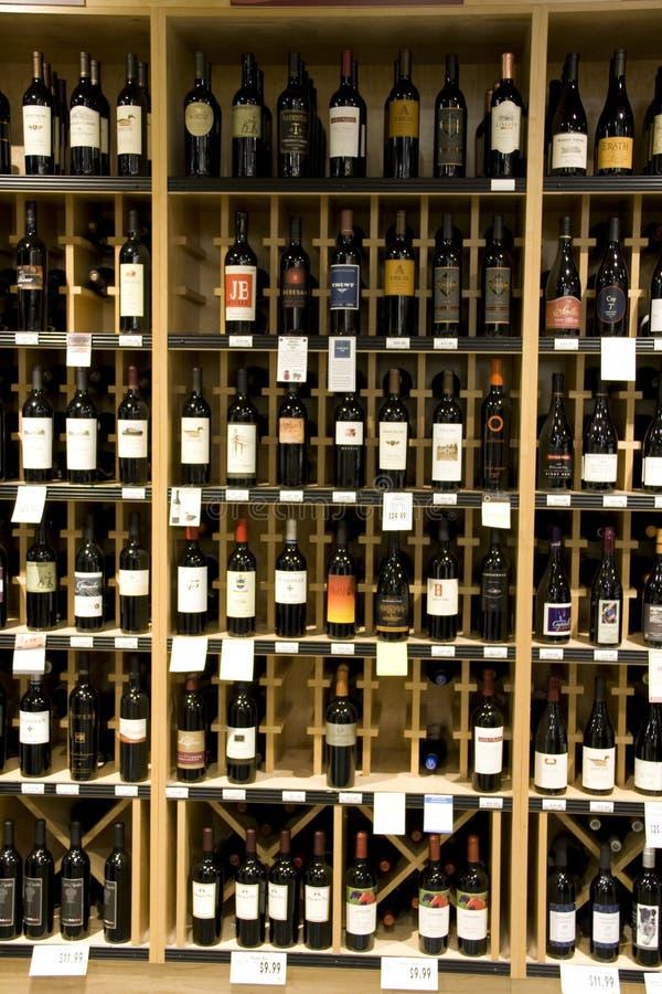 Alcoholslijterij royalty-vrije stock fotografie
