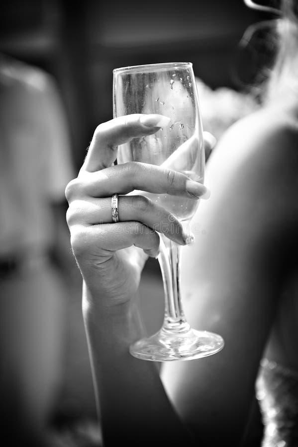 Alcolismo femminile immagini stock