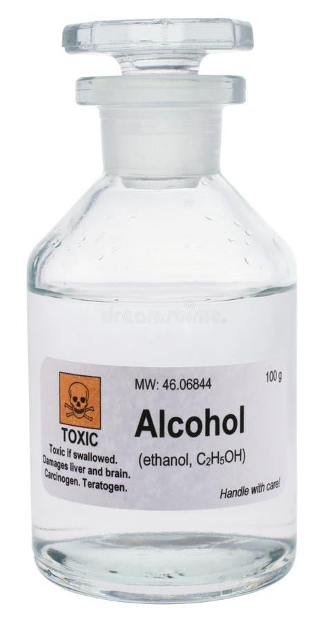 alcool photographie stock libre de droits