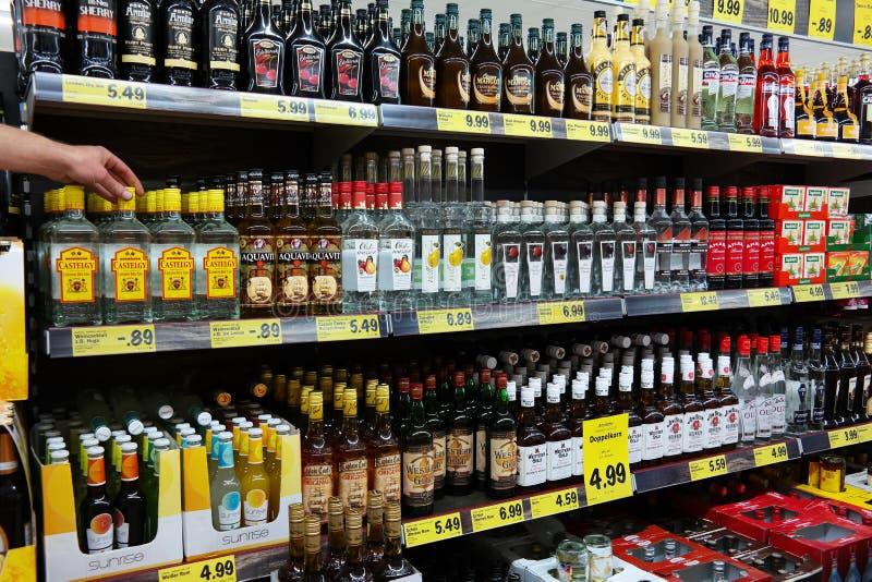 alcoolici fotografia stock