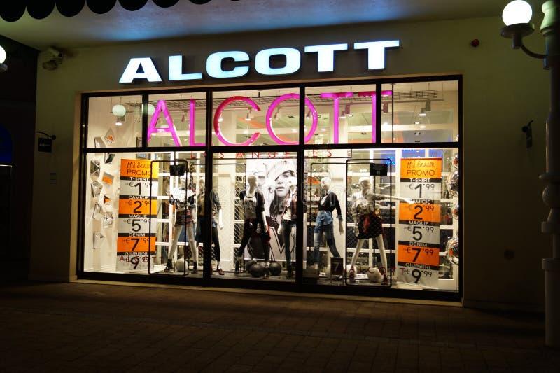 Alcott store editorial stock image. Image of sales, gentleman - 49071459