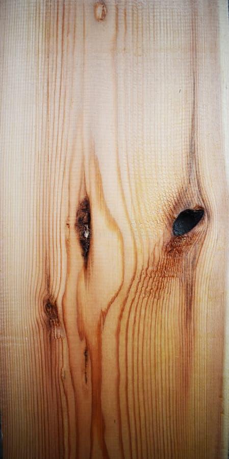 alcova natural de madeira da cor de luz do fundo foto de stock