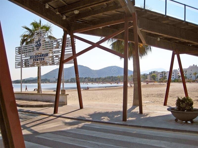 Alcudia, Majorca obraz royalty free