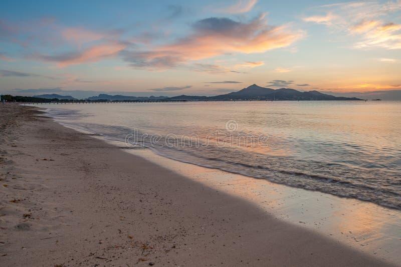 Alcudia, Mallorca fotografia royalty free