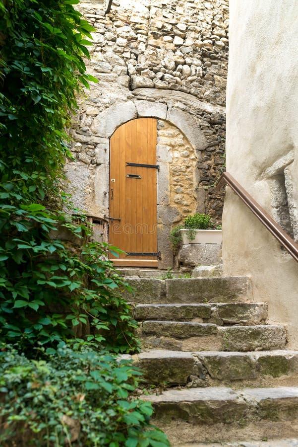 Aldea en Provence imagen de archivo