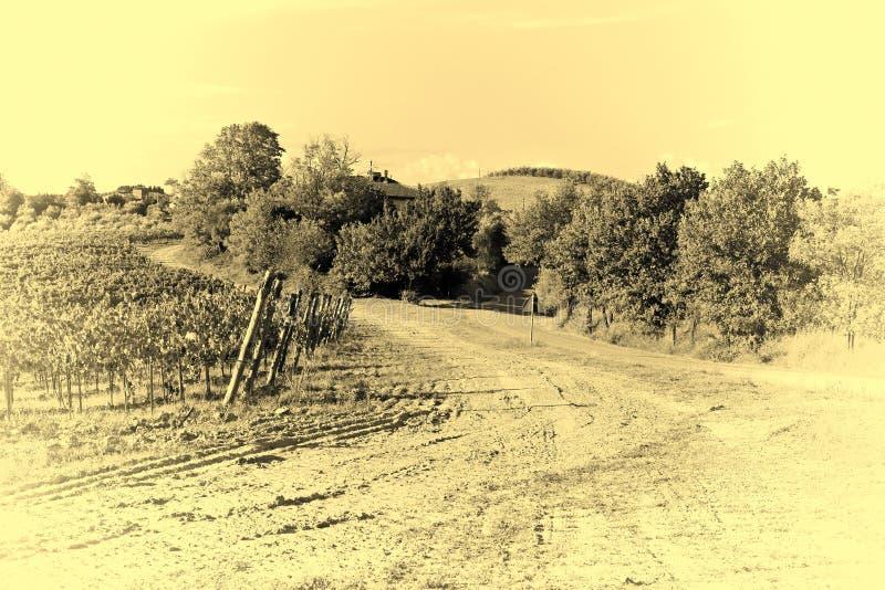 Aldea italiana fotos de archivo